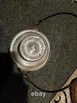 1913 Dressel D & H Tall Railroad lantern very nice condition