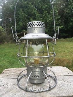 1913 GNRy Great Northern Railroad Lantern 1902 CCG Adams & Westlake