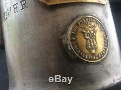 1923 LNER Premier Crestella Carbide Inspectors Lamp London & North East Railway