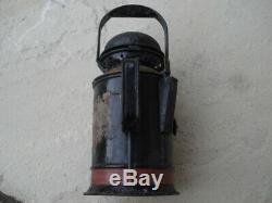 1938 Vintage G. W. R. Railway Lamp