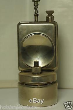 A. SARTORIUS WUPPERTAL 1953 Deutsche Bahn (DB) German Railroad Lantern Lamp