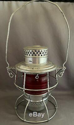Adams Westlake ADLAKE 250 Railroad Lantern VIRGINIAN RY