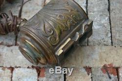 Adams Westlake Co. Railroad Car Dining Oil Lamp