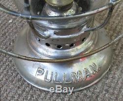 Adams & Westlake Pullman #215 Railroad Lantern P. Co. Globe Presentation Conductor