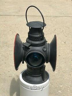 Adams & Westlake Railroad Bell Bottom Fork Mount Switch Lamp