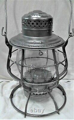 Adlake Adams N&W Railroad Lantern