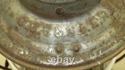 Adlake CCC&StL Bell Bottom Railroad RR Lantern Cleveland Cinci Chicago St Louis