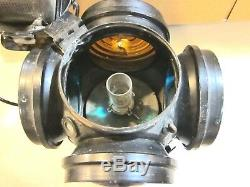 Adlake Fork Mount #275 Railroad Switch Lamp- Free Shipping