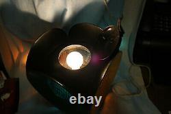 Adlake Four Lens Railroad Switch Lantern Electrified