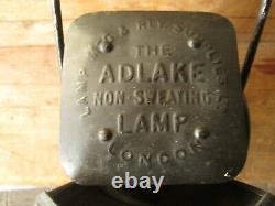 Adlake Railway lamp. Railwayana. British Rail. Railway lamp. 3 way signal lamp