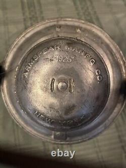 Antique 1925 L & N Railroad Lantern Louisville & Nashville Armspear Mfg
