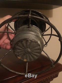 Antique Chicago And Great Western Railroad Lantern. C. G. W. R. R. Railway
