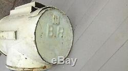 BR (SOUTHERN RAILWAY PATTERN) 1950s/60s STEAM LOCOMOTIVE HEADLAMP v. G. C