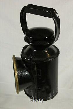 British Southern Railway BR (S) Head Lamp Signal Light Guard Oil Lantern Shunter
