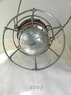 CHICAGO GREAT WESTERN RAILROAD LANTERN Signal Yellow CNX Lantern Globe