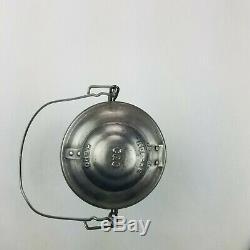 Chesapeake And Ohio C&O Railway Adlake Kero Fresnel Clear Globe Lantern
