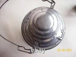 Chicago, Burlington & Quincy Railroad Adlake Kero Lantern