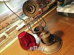 DELAWARE & HUDSON RAILROAD Lantern CT HAM No. 39 RAILROAD THE D&H Co. 1893