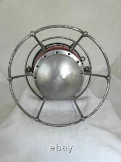 DENVER & RIO GRANDE WESTERN RAILROAD LANTERN Signal Red CNX Lantern Globe
