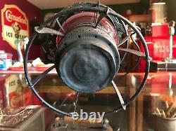 DRESSEL Arlington NJ Kerosene Railroad Lantern #AT&SFRY Watch Our Video