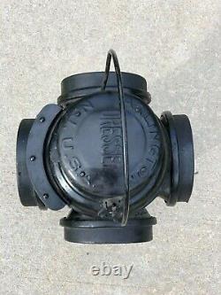 Dressel Railroad Signal Switch Lamp Lantern Railway Train Depot