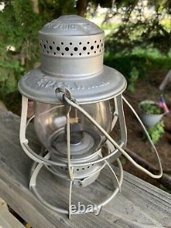 EL Paso & Southwestern Railroad Lantern withClear globe