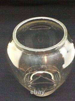 ERIE Cast Diamond Logo Globe C T Ham No 39 Railroad Lantern ERIE RR