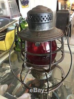 Early Southwern Railway Lantern