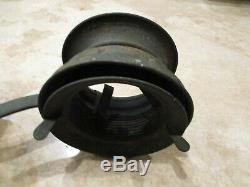 Extremely Rare Adams & Westlake Railroad Steam Train Hanging Oil Lantern Light