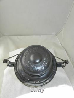 GREAT NORTHERN RAILROAD LANTERN Signal Green CNX Lantern Globe