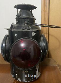 HLP CNR Piper Railroad Switch Signal Lantern