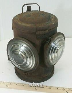 Handlan Railroad Locomotive Marker Lantern Light