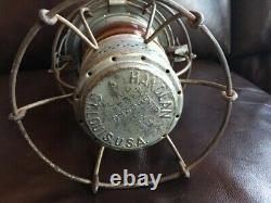 L & N Handlan Railroad Lantern St. Louis RED Globe Stamped L&N