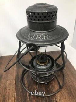Long Island Railroad Lantern Keystone Casey Pennsylvania railroad lantern