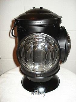 Milwaukee Road C M & St P Ry Locomotive Classification Railroad Lamp