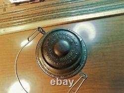 Minneapolis & St Louis Railroad Lantern A&w Co Adlake Reliable M&st. L. R. R. 1908