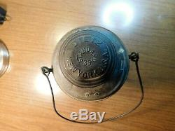 Missouri Pacific Railroad Lantern Dietz Standard 39 M. P. 1895