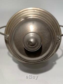 New York & Boston Air Line Presentation Bell Bottom Railroad Lantern