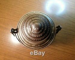 New York New Haven & Hartford Railroad Lantern A&w Company Nynh&hrr 1883