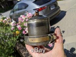 Northern Pacific R. R Signal Railroad Lantern Matching Cast Heavy Strike Eb Globe