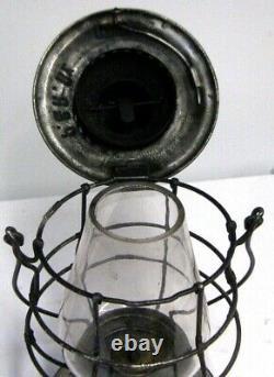 P&R Ry Bell Bottom Lantern Philadelphia & Reading Railroad