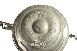 PERE MARQUETTE 1922 Railroad Lantern No. 250 (NICE!)