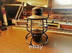 Philadelphia & Reading Railroad Lantern Rr Armspear Manfg Co P&r Rr 1886