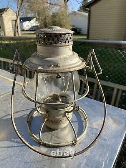 RAILROAD LANTERN Texas And New Orleans T&NO RR
