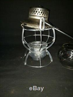 RARE Dressel (A)lton & (S)outhern Railway Railroad Lantern