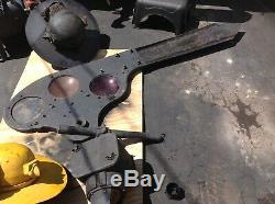 RSA Standard Rare Old Railroad RR Lantern Turn Arm Semaphore