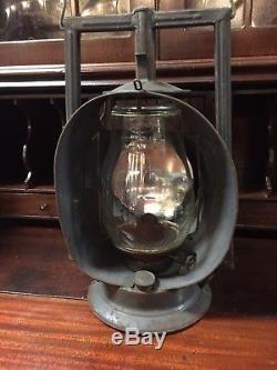 Railroad Dietz Inspector Lantern 1930's