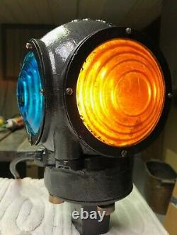 Railroad Electric Switch Stand Lamp