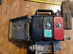 Railroad Glenayre 6624 DSL DIGITAIR End of Train device rear light Lot # LANTERN