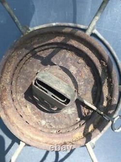 Railroad Lantern NYCS RR Adlake Kero Cobalt Blue Globe #13